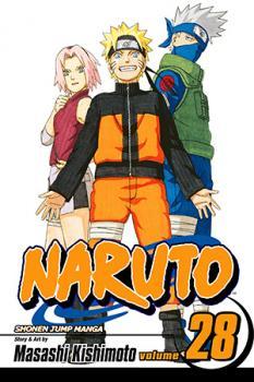 Naruto Shippuden Manga Vol.  28