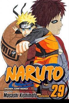 Naruto Manga Vol.  29