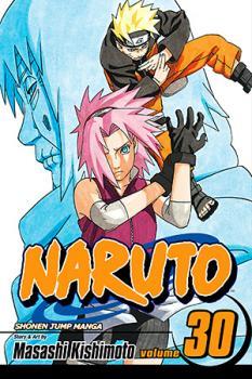 Naruto Shippuden Manga Vol.  30