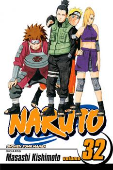 Naruto Manga Vol.  32