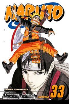 Naruto Manga Vol.  33