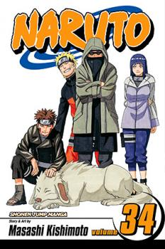 Naruto Manga Vol.  34