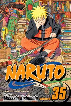 Naruto Manga Vol.  35