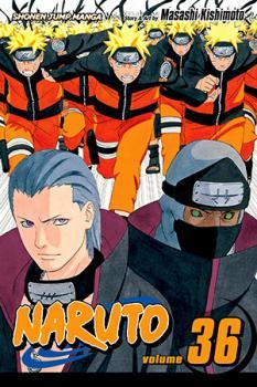 Naruto Manga Vol.  36