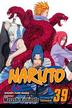 Naruto Manga Vol.  39