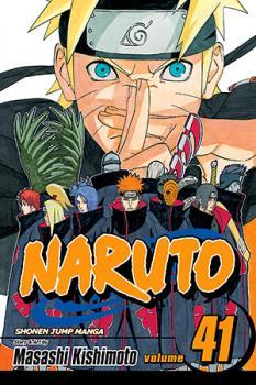 Naruto Manga Vol.  41