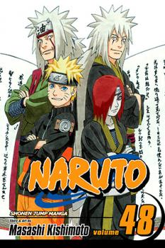 Naruto Manga Vol.  48