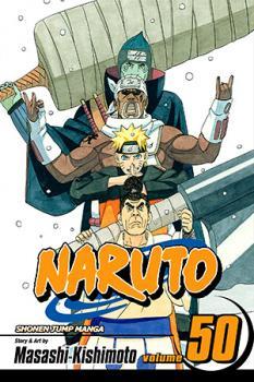 Naruto Manga Vol.  50