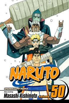 Naruto Shippuden Manga Vol.  50