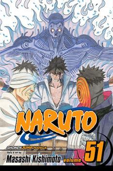 Naruto Shippuden Manga Vol.  51