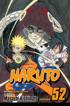 Naruto Shippuden Manga Vol.  52