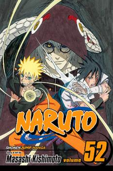 Naruto Manga Vol.  52