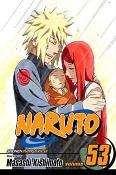 Naruto Manga Vol.  53