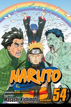Naruto Shippuden Manga Vol.  54