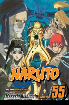 Naruto Shippuden Manga Vol.  55