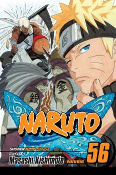 Naruto Shippuden Manga Vol.  56