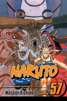 Naruto Shippuden Manga Vol.  57