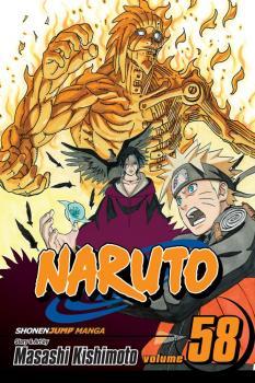 Naruto Shippuden Manga Vol.  58