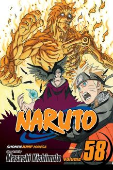 Naruto Manga Vol.  58