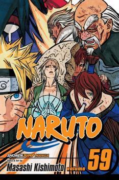 Naruto Shippuden Manga Vol.  59