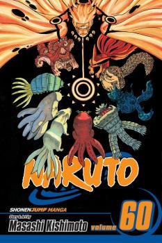 Naruto Shippuden Manga Vol.  60