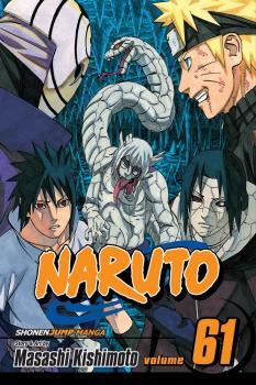 Naruto Shippuden Manga Vol.  61
