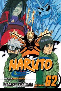 Naruto Shippuden Manga Vol.  62