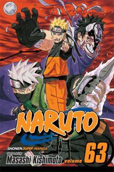 Naruto Shippuden Manga Vol.  63