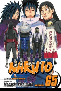 Naruto Shippuden Manga Vol.  65