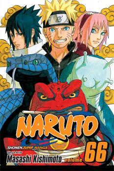 Naruto Shippuden Manga Vol.  66