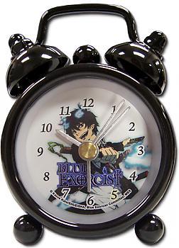 Blue Exorcist Desk Clock Mini - Rin