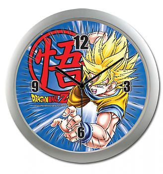 Dragon Ball Clock - SS Goku