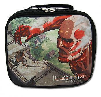 Attack on Titan Lunch Bag - Eren Vs. Colossal