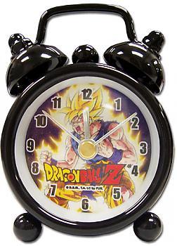Dragon Ball Z Desk Clock Mini - Super Saiyan Goku