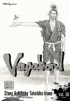 Vagabond Manga Vol.  36