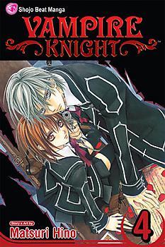 Vampire Knight Manga Vol.   4