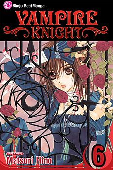 Vampire Knight Manga Vol.   6