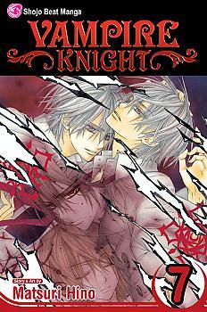 Vampire Knight Manga Vol.   7