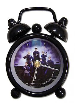 FullMetal Alchemist Desk Clock Mini - State Military