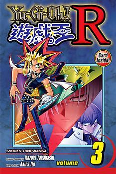 Yu-Gi-Oh! R Manga Vol.   3