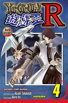 Yu-Gi-Oh! R Manga Vol.   4