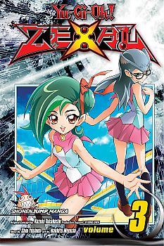 Yu-Gi-Oh! Zexal Manga Vol.   3