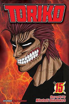 Toriko Manga Vol.  15