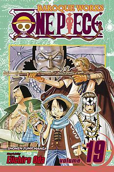One Piece Manga Vol.  19