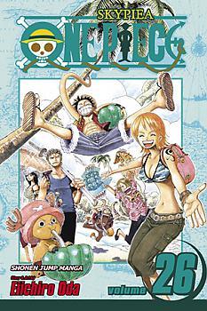 One Piece Manga Vol.  26