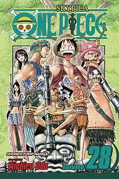 One Piece Manga Vol.  28