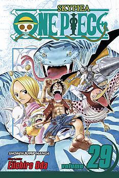 One Piece Manga Vol.  29