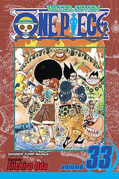 One Piece Manga Vol.  33