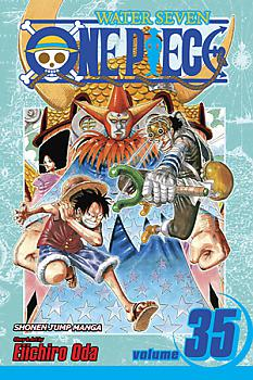 One Piece Manga Vol.  35