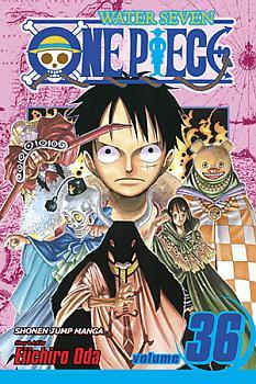 One Piece Manga Vol.  36